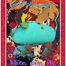 Yea I'll get to that  by Dottie Phelps   Visker