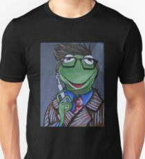 Kermit, Tenth Doctor Unisex T-Shirt