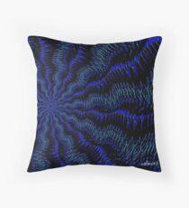 sdd Abstract 92H Fractal Throw Pillow