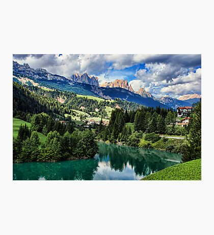 The Dolomites, Italy Photographic Print