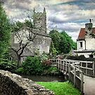 Nunney, Somerset by Amanda White