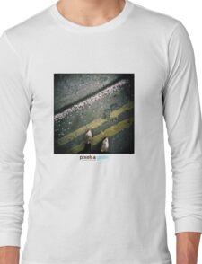 Holga Shoes Long Sleeve T-Shirt