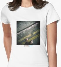 Holga Shoes Womens Fitted T-Shirt