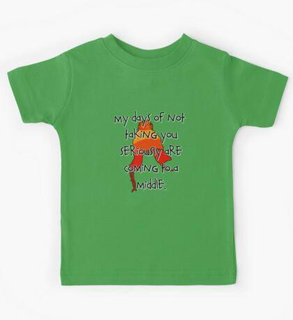 Taken Seriously Kids Clothes