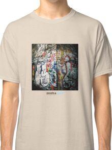 Holga Graffiti Classic T-Shirt