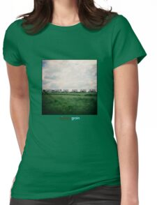 Holga Houses Womens Fitted T-Shirt