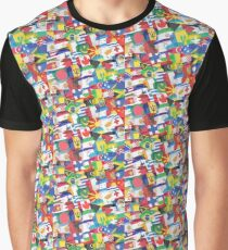 World flags 2 Graphic T-Shirt