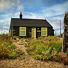 Prospect Cottage, Dungeness by Amanda White