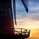 Wilton Windmill by Amanda White