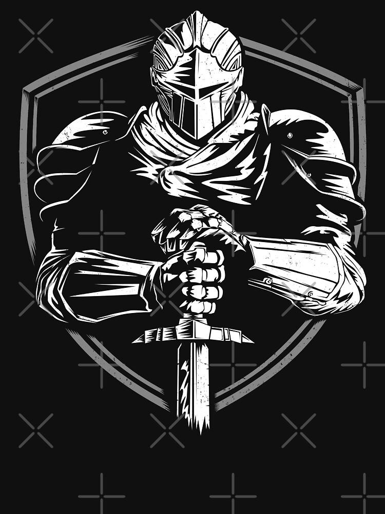 Knight Warrior by Dandeelion