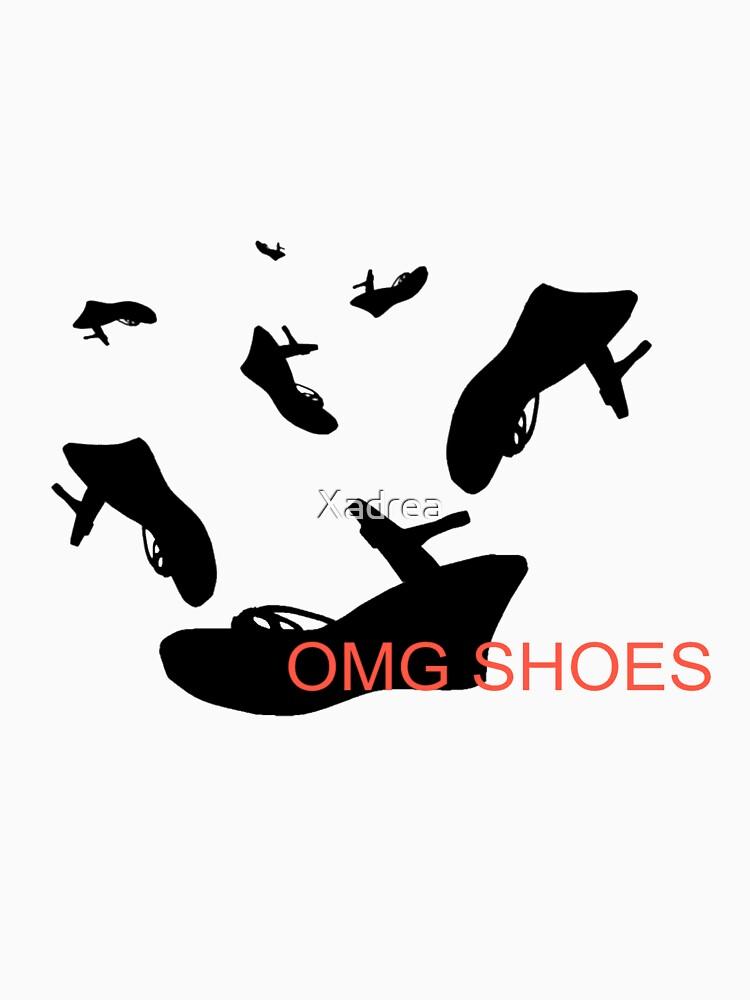 Shoe Love by Xadrea