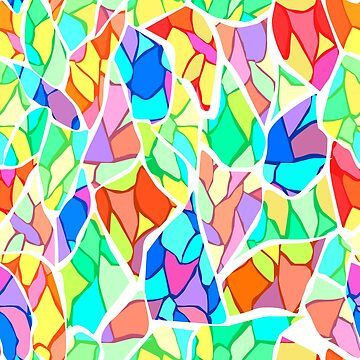 Bright summer pattern 2 by fuzzyfox