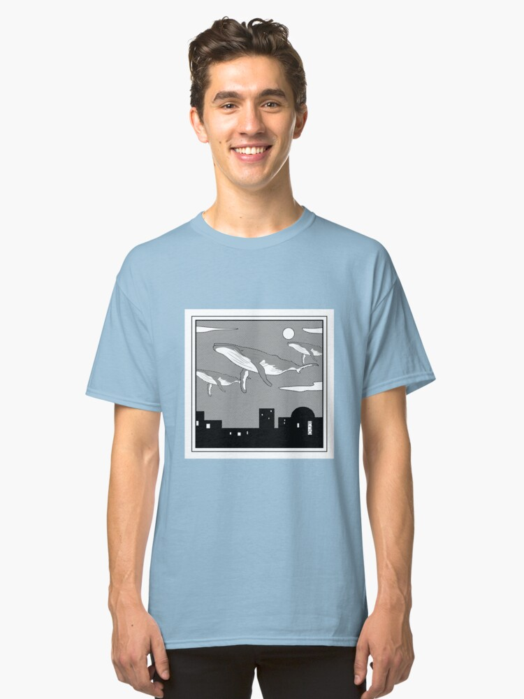 A Night Passage Classic T-Shirt Front