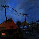 'possums crossing'  by glennbrady