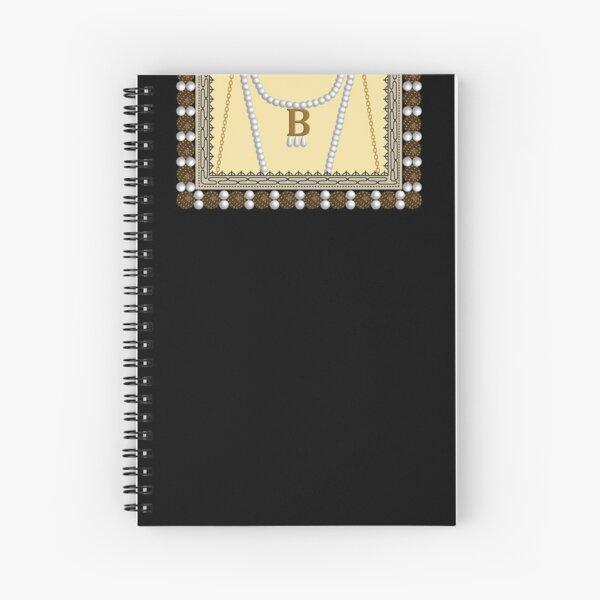 Anne Boleyn Gown  Spiral Notebook