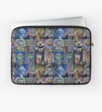 Mahna Mahna Doctor Laptop Sleeve