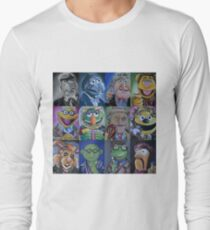 Mahna Mahna Doctor Long Sleeve T-Shirt