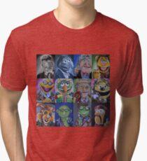 Mahna Mahna Doctor Tri-blend T-Shirt