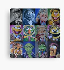 Mahna Mahna Doctor Canvas Print