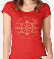 Vampire Hunting Women's Fitted Scoop T-Shirt