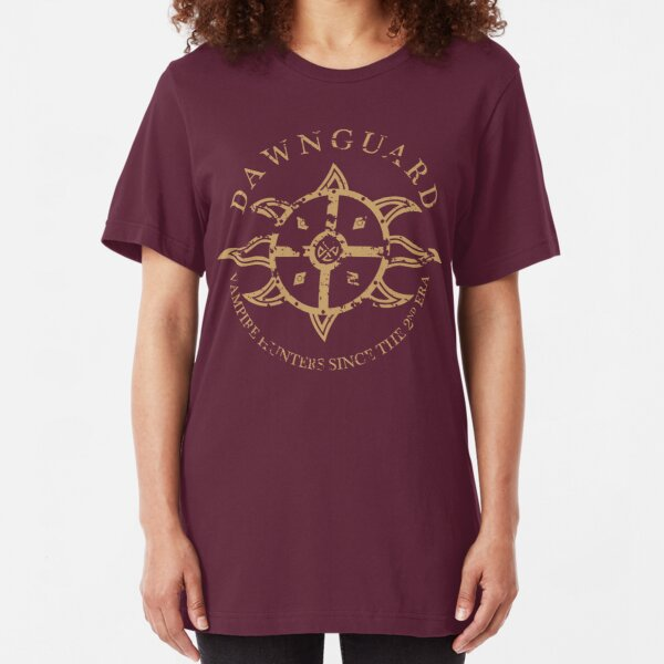 Vampire Hunting Slim Fit T-Shirt