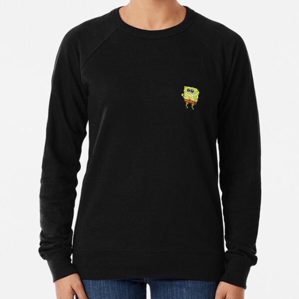 Smiling Spongebob Lightweight Sweatshirt