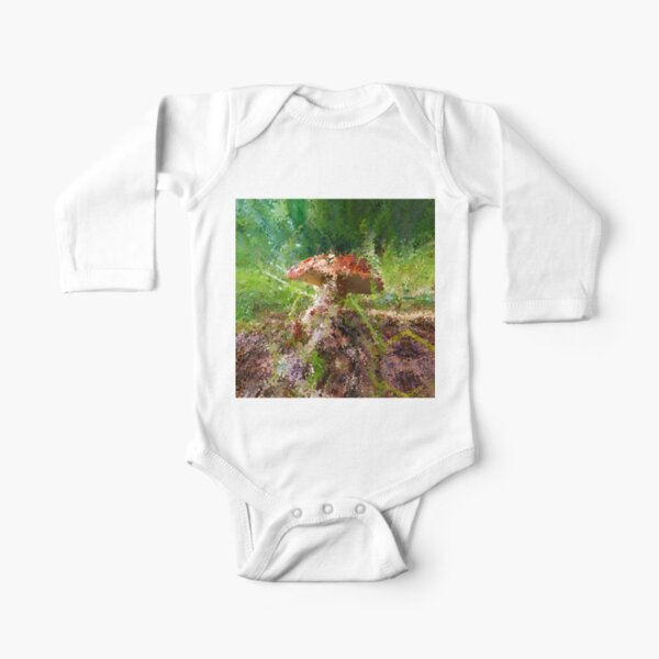 Dissolution 13 Long Sleeve Baby One-Piece
