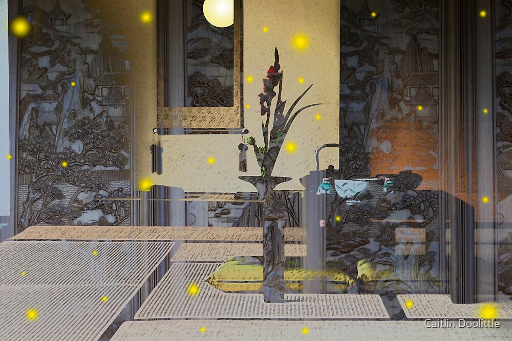 Untitled Fireflies 5 by Caitlin Doolittle
