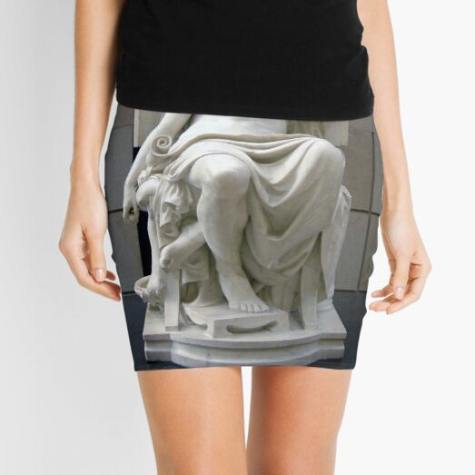 Aristotle as a Youth Mini Skirt