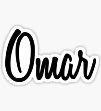 Hey Omar buy this now Sticker