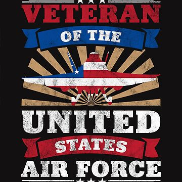 Army Veteran Shirt Veteran Of The United States Army T-Shirt by arnaldog