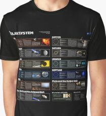 Solar System — table Graphic T-Shirt