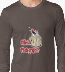 Professional Photographer Long Sleeve T-Shirt