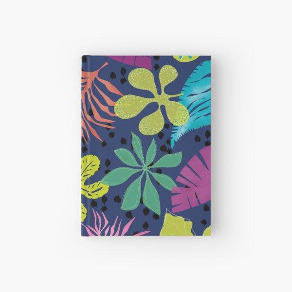 Vibrant Jungle Notizbuch