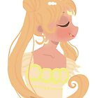 Princess Serenity by Katia  Garofalo
