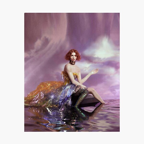 SOPHIE - OIL OF EVERY PEARL's UN-INSIDES Photographic Print