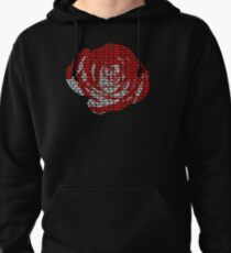 Juice WRLD all girls are the same rose Pullover Hoodie