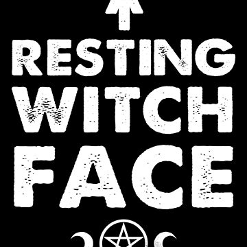 Resting Witch Face by Nemons