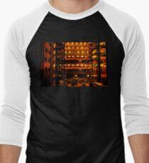 Construction Site Men's Baseball ¾ T-Shirt