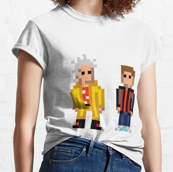 Doc und Marty Classic T-Shirt