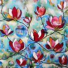 Magnolia Morning by Rachel Ireland Meyers