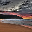 A Hard Life - Palm Beach, Sydney - The HDR Experience by Philip Johnson