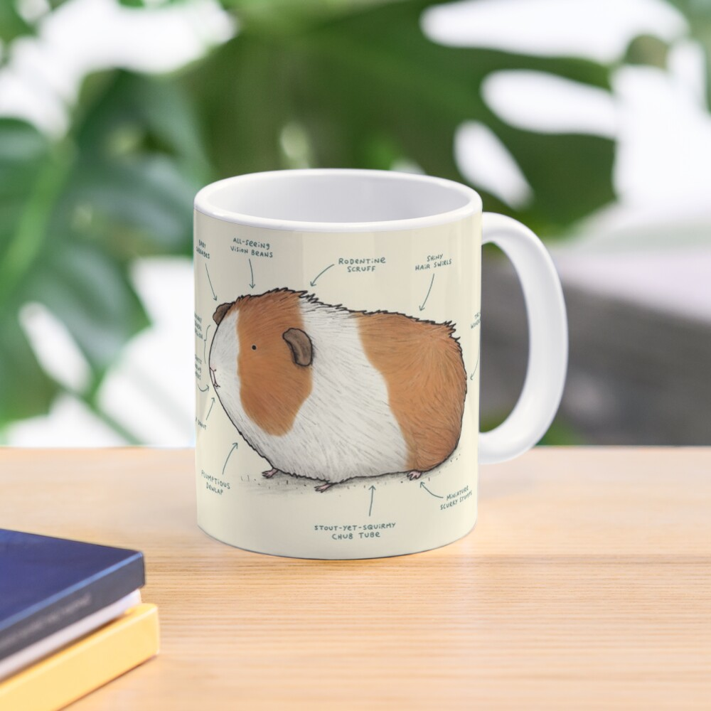 Anatomy of a Guinea Pig Mug