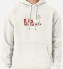 BKS Iyengar Official Centenary Year Logo - charity design Pullover Hoodie