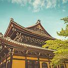 Nanzen-ji Temple by Pascal Deckarm