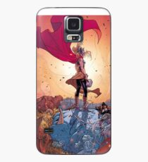 Lady Thor Case/Skin for Samsung Galaxy