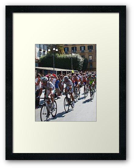 Giro d'Italia by longaray2