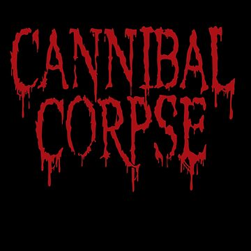 Cannibal Corpse Logo by noregsvaapen