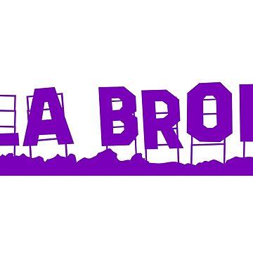 LA BRON by thenarrows
