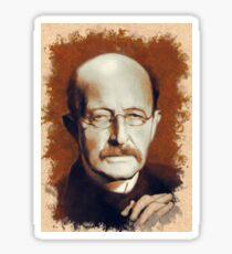 Max Planck Sticker